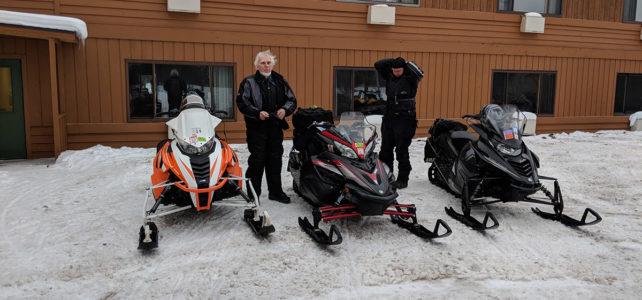 2017-2019 Snowmobile Trips